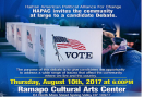 Spring Valley  Mayoral Debate by HAPAC